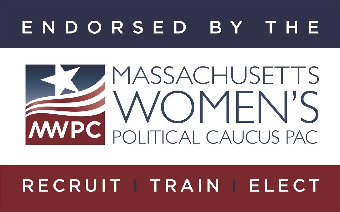 Endorsed by the Massachusetts Women's Political Caucus