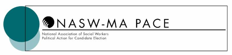 National Association of Social Workers Political Action for Candidate Election